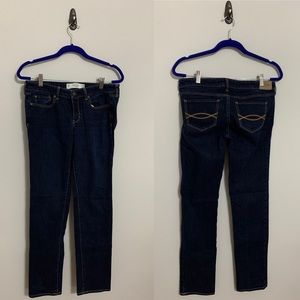 Abercrombie & Fitch skinny jeans in size 6R